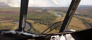 Правительство Иркутской области не дает сгореть региону