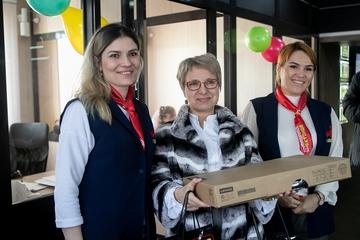 Победители проекта «Время строить» получили призы от Фабрики Бетонов