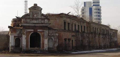 Какими будут Курбатовские бани после реставрации