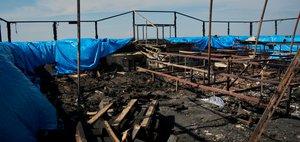 Почему горел «Сантоки», и как жильцы пытались предотвратить ЧП