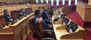 Депутатский штаб: ситуация с COVID-19 и подготовка к зиме в Иркутской области