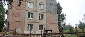 В Иркутске впервые удалось добиться экстренного ремонта дома 335-й серии