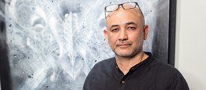 «Горизонт иллюзий» узбекского художника Бобура Исмоилова