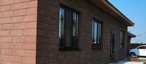 Дом из керраблоков за четыре миллиона рублей