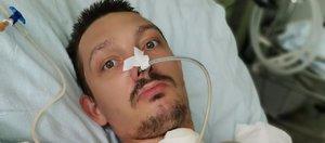«Они отправили моего брата умирать в хоспис». Иркутянин стал инвалидом после удаления аппендикса