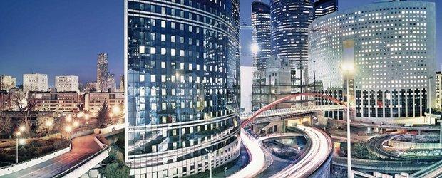 Иркутский Дефанс — идеальное место для бизнес-элиты