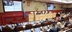 Почему коммунисты срывали обсуждение проверки иркутского аэропорта?