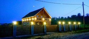 Деревянный дом с баней в Плишкино