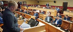 Вопросы по «мусорной» реформе от депутатов Заксобрания
