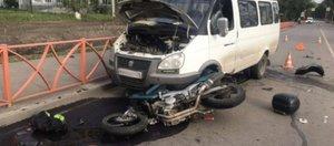 Обзор ДТП: страшное столкновение с фурой и два погибших мотоциклиста