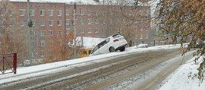 Внезапный снег в Иркутске: подборка из соцсетей