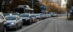 Пробки в Академгородке: когда это закончится?