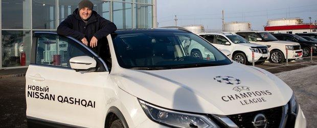 Тест-драйв: автоблогер о Nissan Qashqai