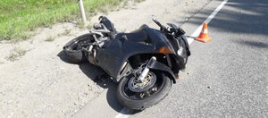 Обзор ДТП: три разбившихся мотоциклиста и подросток за рулем Toyota Chaser