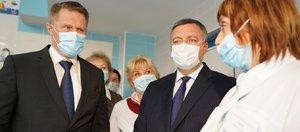 Игорь Кобзев: финансирование сферы здравоохранения Иркутской области в 2020 году увеличено на 16%