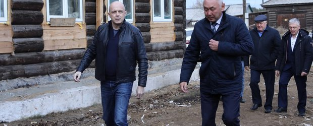 Депутатам ЗС рассказали о проблемах Боханского района