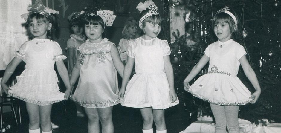 Кем ты был в детстве на новогоднем утреннике?