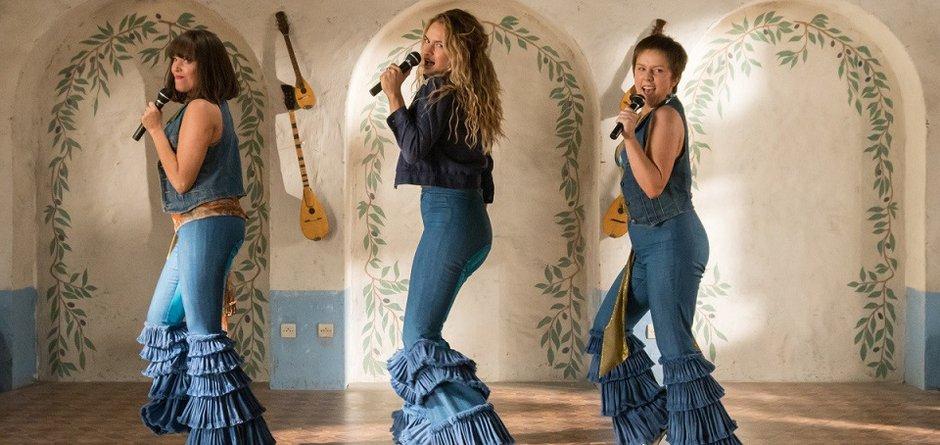 Дарим билеты на предпоказ Mamma Mia! 2