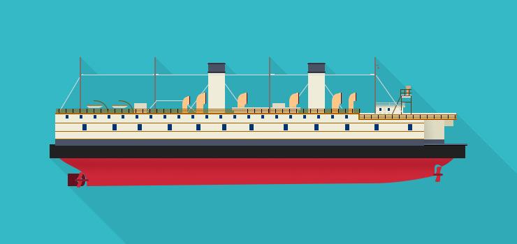 Интересные факты о первом ледоколе на Байкале в нашей инфографике.