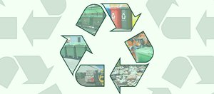 Как собирают и перерабатывают мусор в Иркутске