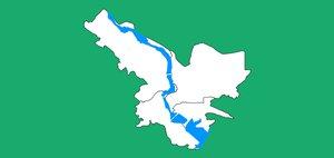 Подробнее об административных единицах города.