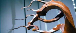 Выставка Жигжита Баясхаланова «Сквозь стихию» продлена до 17 января