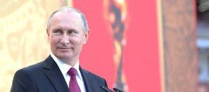 Онлайн-трансляция пресс-конференции Владимира Путина