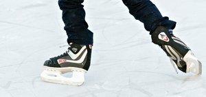 Где в Иркутске покататься на коньках?