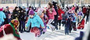 Масленичные гуляния пройдут в Иркутске 18 февраля