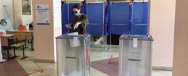Общероссийское голосование по поправкам в Конституцию РФ в Иркутске: прямая трансляция