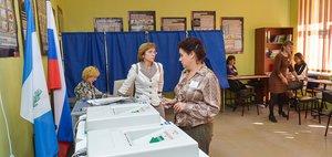 Текстовая трансляция выборов в Госдуму