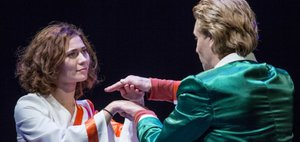 Премьера спектакля «В квадрате чувств» состоится 28 ноября в иркутском драмтеатре
