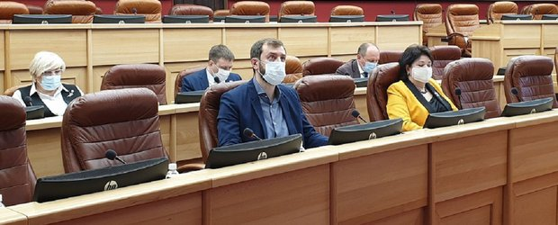 Заседание депутатского штаба при ЗС по коронавирусу 13 мая: трансляция