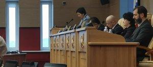 23-я сессия Законодательного собрания: текстовая трансляция