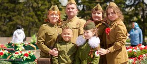 День Победы 2021. Программа празднования в Иркутске