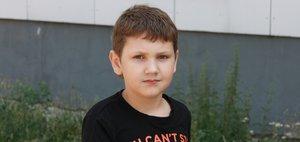 Девятилетнему Дане Шалимову нужны деньги на операции
