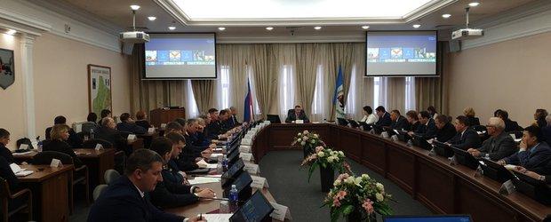 Врио губернатора Иркутской области Игорь Кобзев объявил новый состав правительства региона
