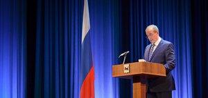 Трансляция послания Сергея Левченко