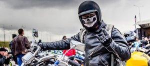 Закрытие мотосезона в Иркутске