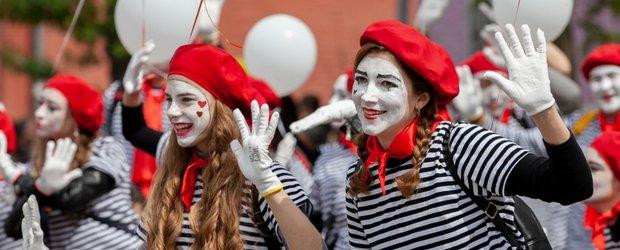 Как праздновали День города в Иркутске последние пять лет