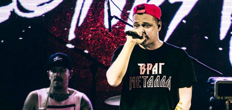 Презентация альбома «Выходи за меня» в клубе «Бензин».