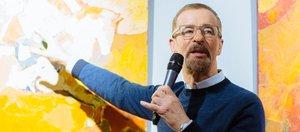 В Галерее Бронштейна открылась первая персональная выставка Анастасии Ижганайтене