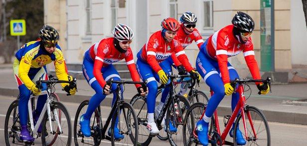 Соревнования прошли 21 апреля на бульваре Гагарина.
