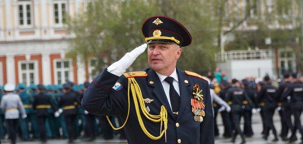 Торжественное мероприятие прошло 9 мая на площади графа Сперанского.