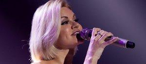 Ирина Круг очаровала зрителей на концерте в «Труде»