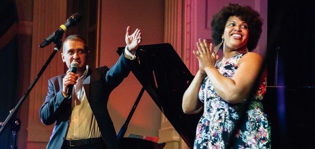 22 мая в филармонии исполняли джаз.