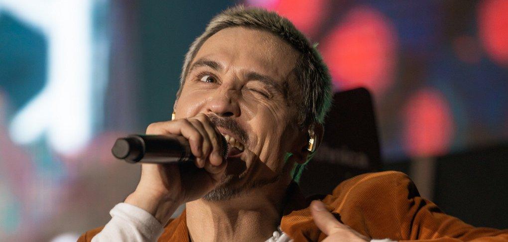 Концерт прошел в ДС «Труд».