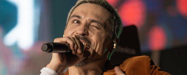 Дима Билан выступил в Иркутске