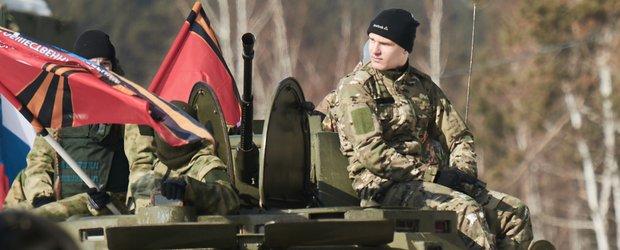 День защитника Отечества отметили в питомнике «К-9»