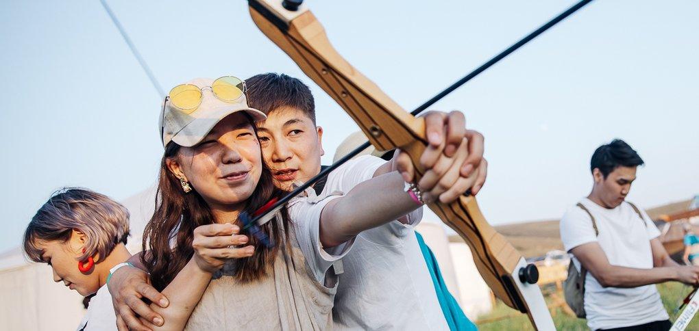 Фестиваль прошел в 50 километрах от Улан-Удэ.